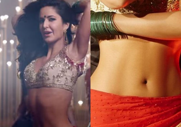 For Twitter users the song is all about Katrina's abs