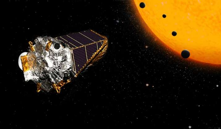 Kepler-80: The 'alien solar system' where one year is