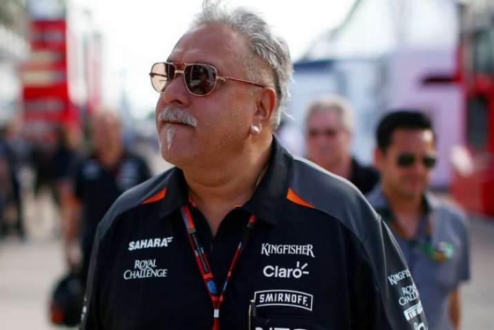 Vijay Mallya is wanted in several cases in India