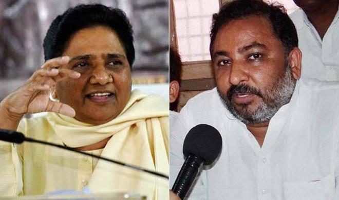 Dayashankar insults Mayawati again, now likens her with