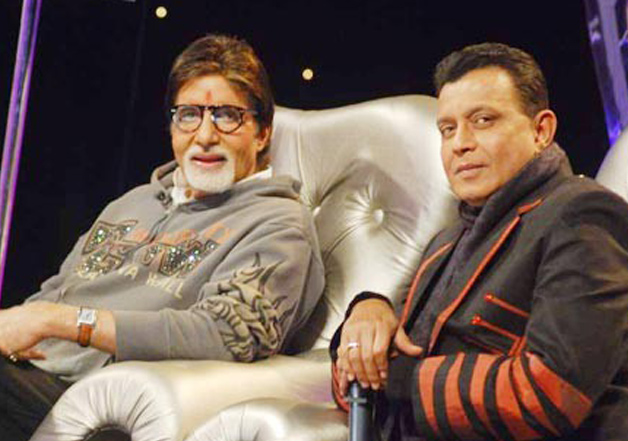 Oops! Big B wishes Mithun Da on his birthday a month later