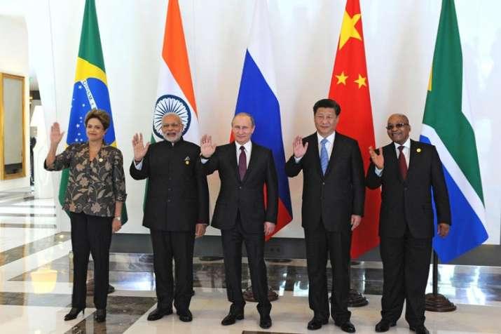 Heads of BRICS nations