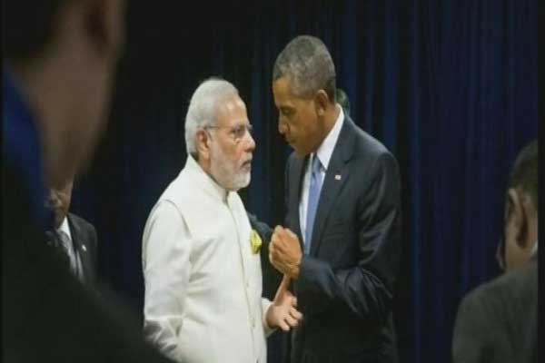India Tv - A still from the film on Obama
