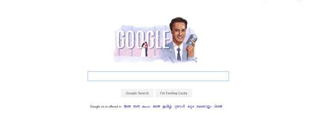 India Tv - Google Doodle