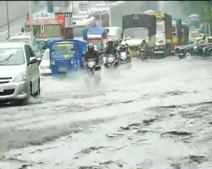 India Tv - Mumbai Rains