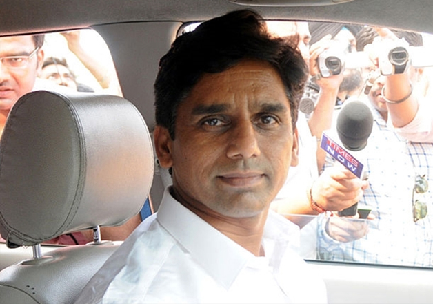 AAP MLA Naresh Yadav