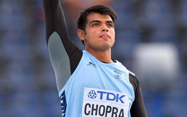 Javelin thrower Neeraj Chopra creates history, becomes