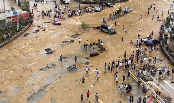225 dead and 2.5 lakh trapped as heavy rains cause havoc in
