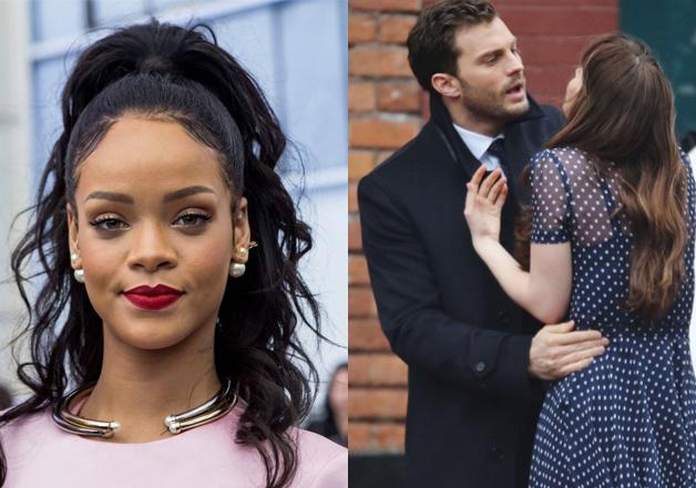 Nice attacks: Rihanna and team of 'Fifty Shades Darker'