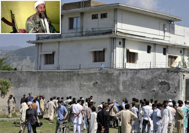 Osama killed in Abottabad