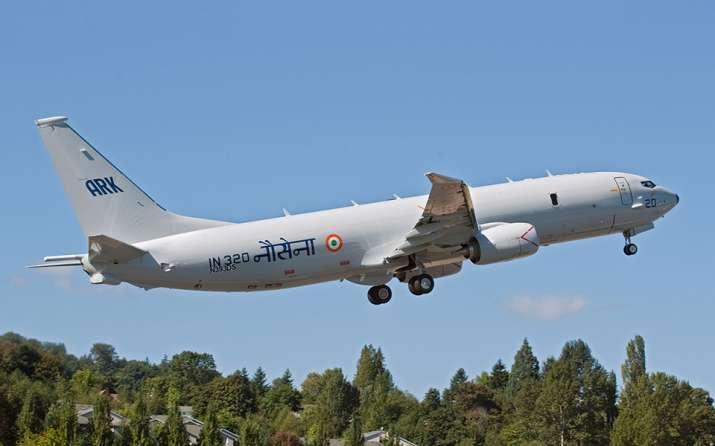 Boeing's Poseidon-8I long-range surveillance