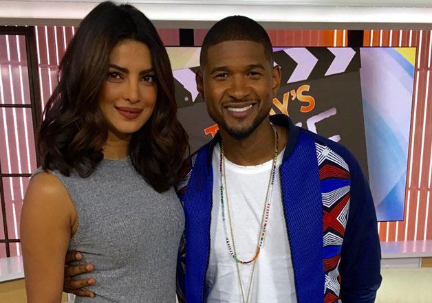 Priyanka Chopra to host Global Citizen with Usher
