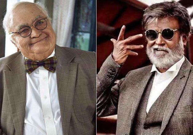Rishi Kapoor and Rajinikanth