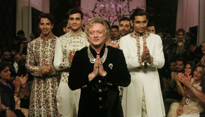Rohit Bal in ICW 2016