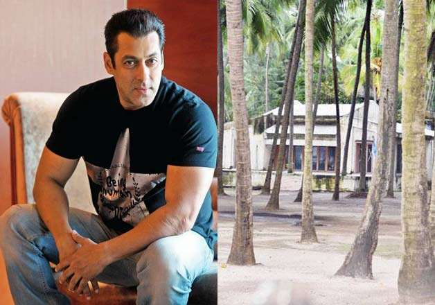 Salman Khan bungalow location