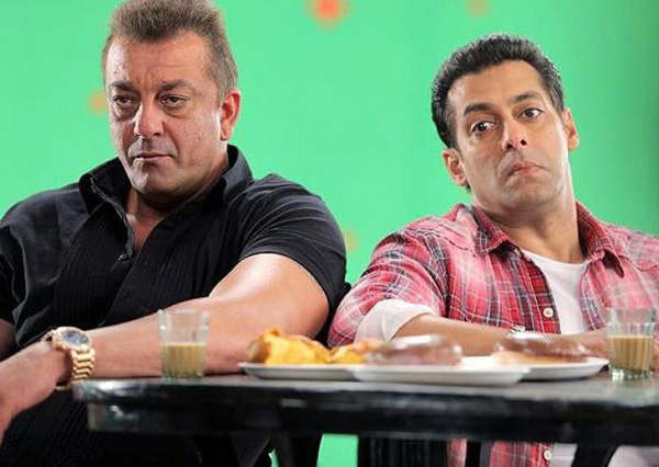India Tv - Salman Khan and Sanjay Dutt