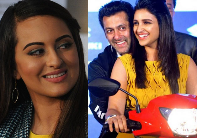 Sonakshi out Parineeti in: Will Salman Khan get a new Rajjo