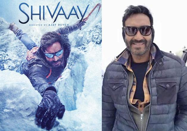 Shivaay Movie