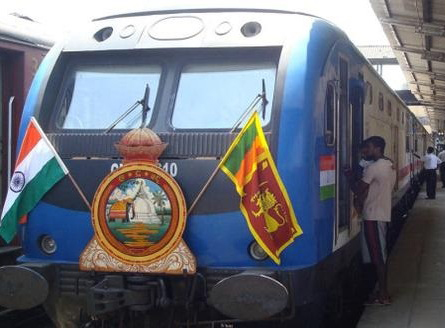 India has helped Sri Lanka Railways in the past too