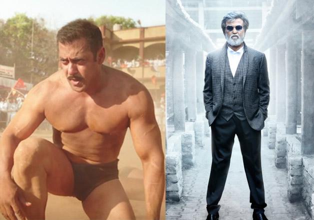 Salman Khan in Sultan, Rajinikanth in Kabali