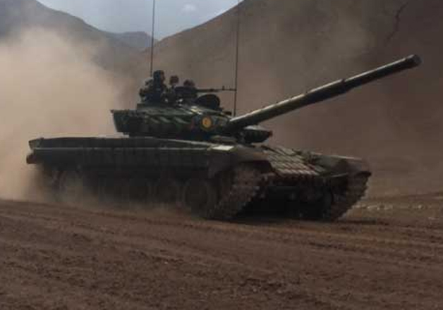 India moving tanks near Chinese may hurt investments