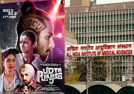 Udta Punjab to be screened in AIIMS