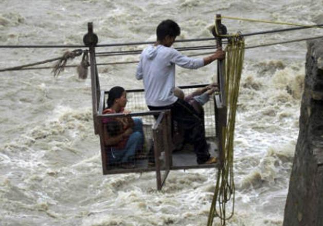Heavy rainfall disrupts Badrinath pilgrimage