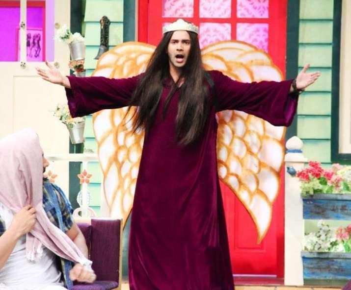 Varun Dhawan as Taher Shah