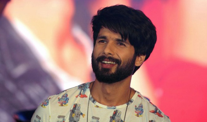 Shahid Kapoor recently became a father