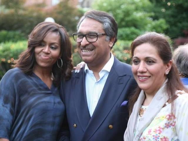 Pakistani ambassador to the United States Jalil Abbas