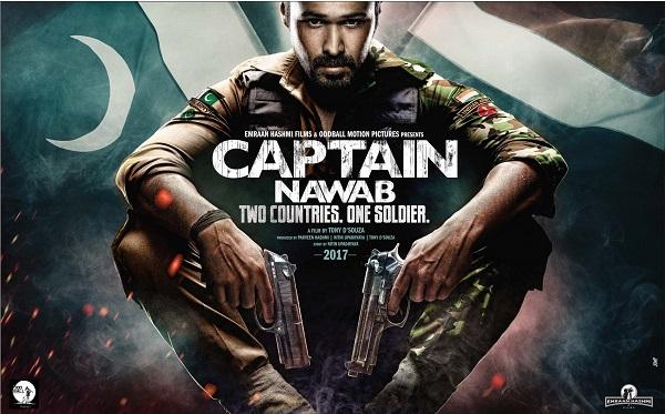 First look of Emraan Hashmi's 'Captain Nawab' is