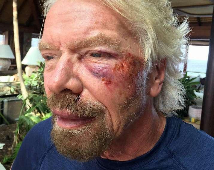 Virgin founder Richard Branson