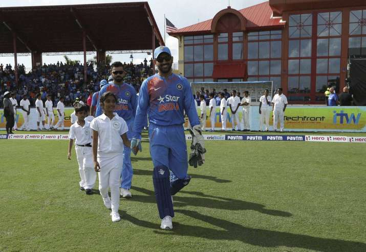 India win toss, elect to field first