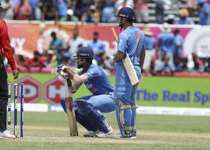 India fall short by one run in first T20I against West