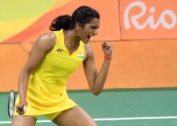 PV Sindhu ahead of epic clash in Rio