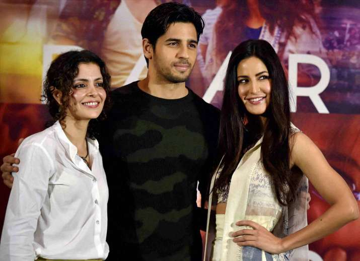 Director of Baar Baar Dekho reveals there is no 'bra'