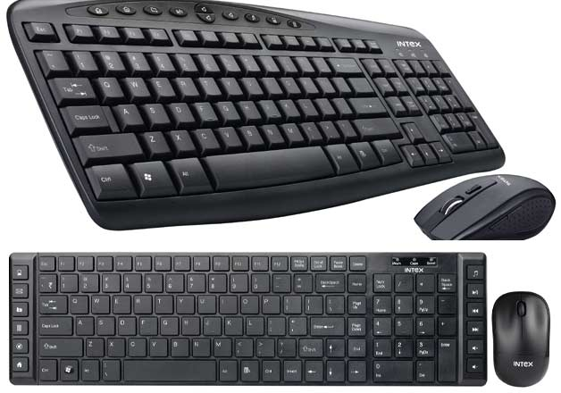 Intex Keyboards