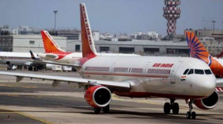 Air India plane nearly hit SpiceJet's passenger coach at