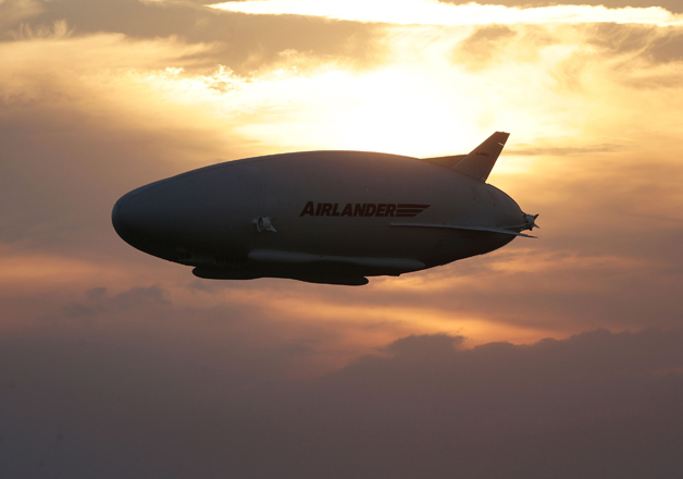 World's largest aircraft takes off for first time