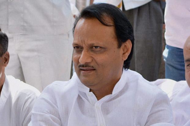 Former Maharashtra deputy chief minister Ajit Pawar