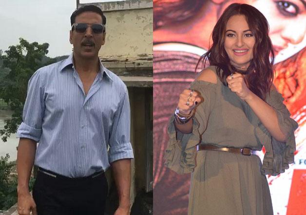 Akshay Kumar promotes Sonakshi Sinha's Akira