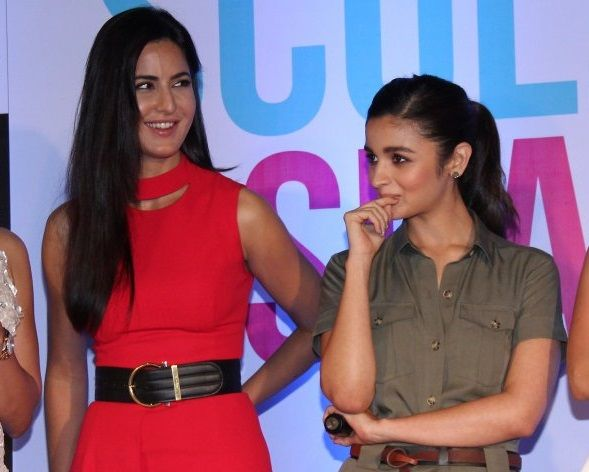 Alia and Katrina