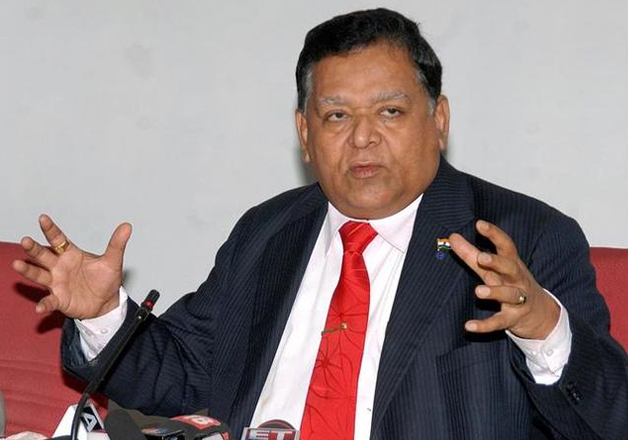 L&T Executive Chairman AM Naik