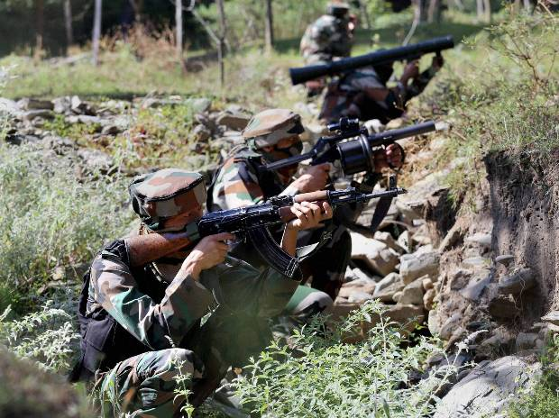 Anti-militancy operations | India TV