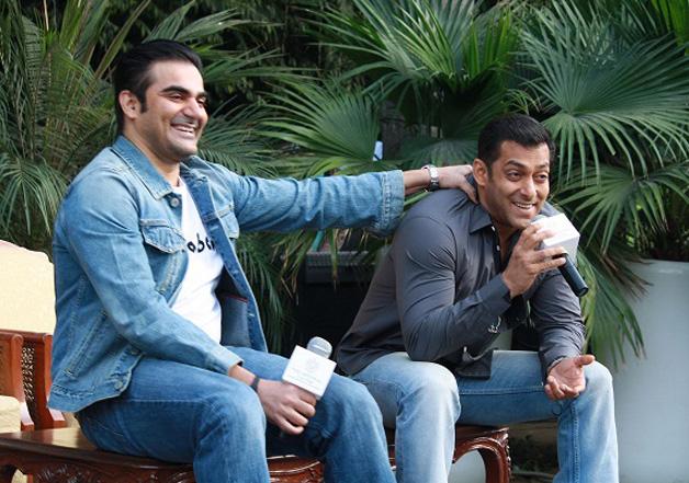 Salman Khan and Arbaaz Khan 2016