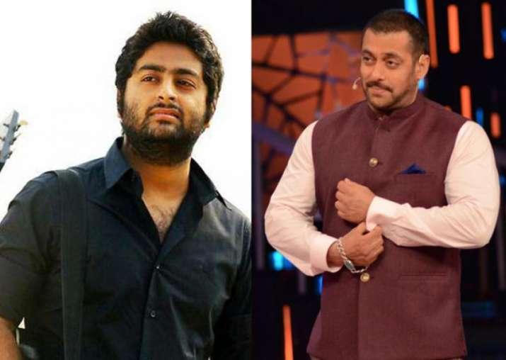 Arijit Singh, Salman Khan