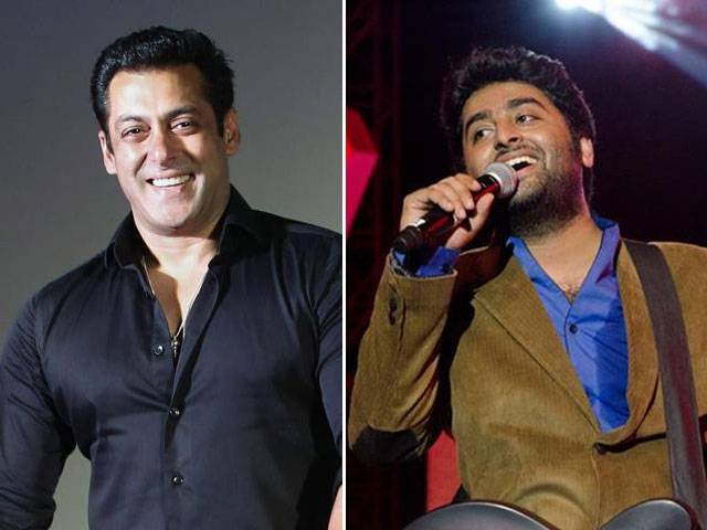 Arijit finally gets a chance to sing for Salman in
