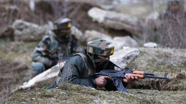 Army foils infiltration bid along LoC | India TV