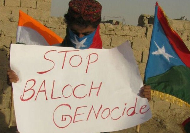 US doesn't support freedom for Balochistan, claims