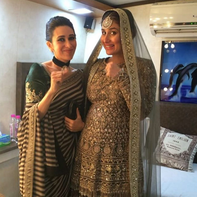 Karisma Kapoor has a special advice for soon to be mommy